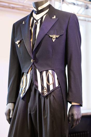 Sting Wedding Suit